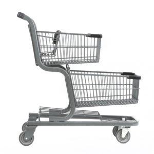 Shopping baskets and carts manufacturer advancecarts