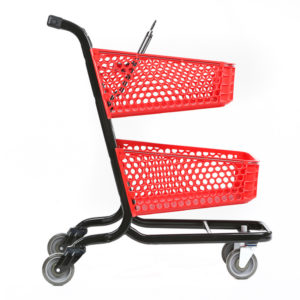 105pxc shopping cart manufacture advancecarts