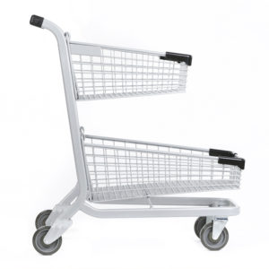 grocery cart manufacturer advancecarts