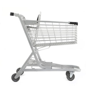 US shopping cart manufacture advancecarts