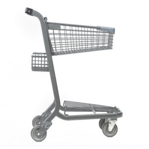 Xpress Series Shopping Carts advancecarts