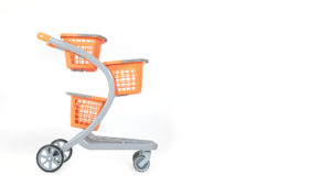 stylish shopping carts adavancecarts