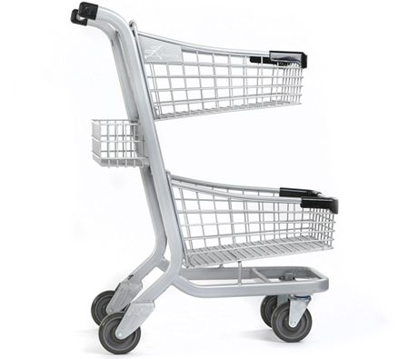 x series shopping cart advancecarts